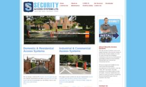Sasystems.co.uk thumbnail