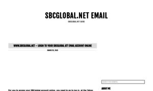 Sbcglobalnetemail.org thumbnail