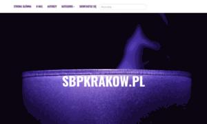Sbpkrakow.pl thumbnail