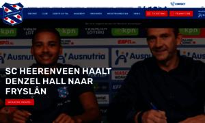 Sc-heerenveen.nl thumbnail