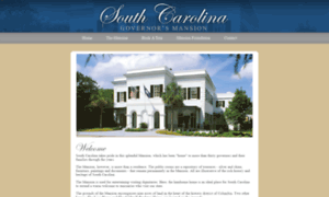 Scgovernorsmansion.org thumbnail