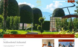 Schlosshotel.it thumbnail