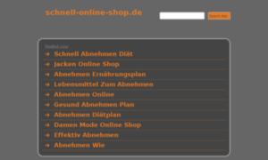 Schnell-online-shop.de thumbnail