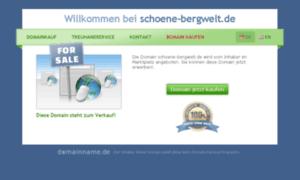 Schoene-bergwelt.de thumbnail