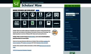 Scholarsmine.mst.edu thumbnail