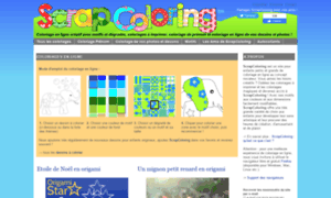 Scrapcoloring.fr thumbnail