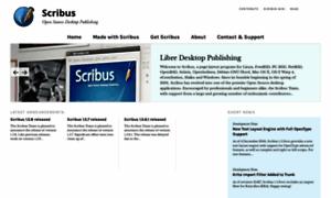 Scribus.net thumbnail