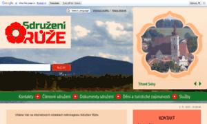 Sdruzeniruze.cz thumbnail