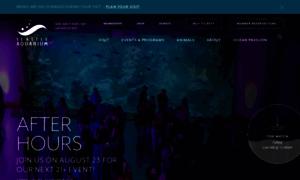 Seattleaquarium.org thumbnail