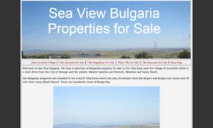 Seaviewbulgaria.co.uk thumbnail