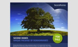 Secondhomes.com thumbnail
