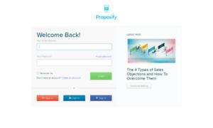 Seedpublicity.proposify.biz thumbnail