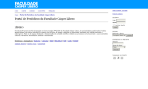 Seer.casperlibero.edu.br thumbnail