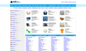 sell147.com - global suppliers, sell123.org