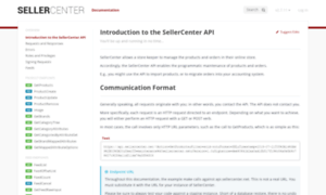 Sellerapi.sellercenter.net thumbnail