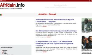 Senegalais.info thumbnail