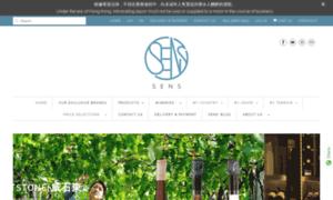 Sens.com.hk thumbnail