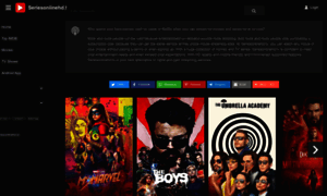 seriesonlinehd.tv - Watch TV Series Online Free  Stream Live TV Show Full Episodes