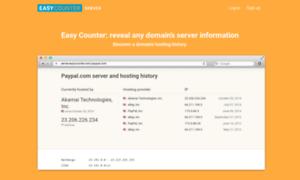 Server.easycounter.com thumbnail