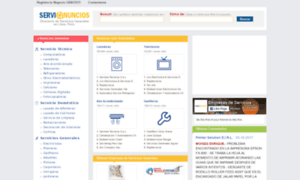 Servianuncios.info thumbnail