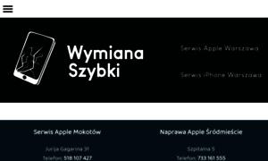 Serwisproduktowapple.pl thumbnail