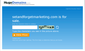 Setandforgetmarketing.com thumbnail