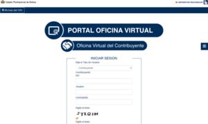 oficina virtual sin