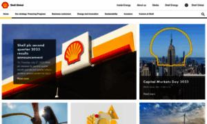 Shell.com thumbnail