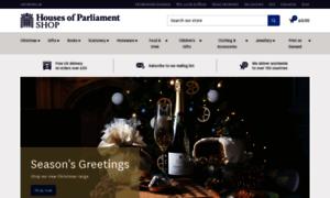 Shop.parliament.uk thumbnail