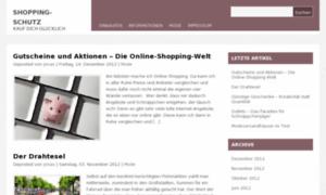 Shopping-schutz.de thumbnail