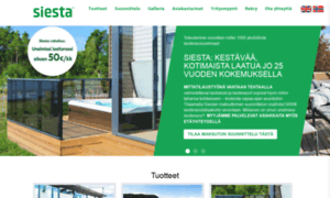 Siesta.fi thumbnail