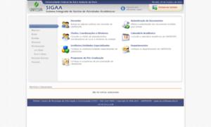 Sigaa.unifesspa.edu.br thumbnail