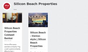 Siliconbeach.postach.io thumbnail