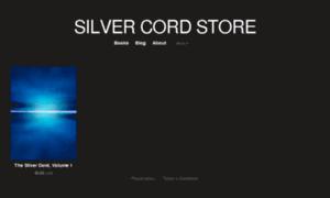 Silvercord.tictail.com thumbnail