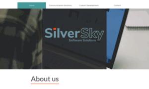 Silversky.co.za thumbnail