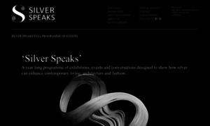 Silverspeaks.co.uk thumbnail