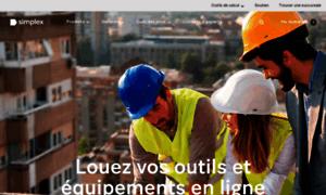 Simplex.ca thumbnail