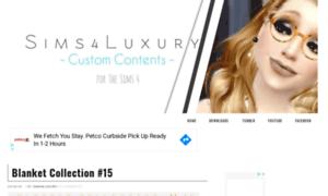 Sims4luxury.blogspot.fr thumbnail