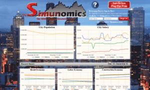 Simunomics.com thumbnail
