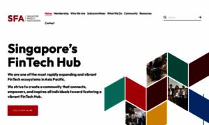 Singaporefintech.org thumbnail