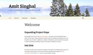 Singhal.info thumbnail