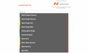 Singles2meet.info thumbnail