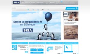 Sisa.com.sv thumbnail