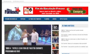 Sitedosfamosos.com.br thumbnail