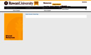 Sites.rowan.edu thumbnail