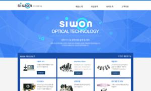 Siwon.co.kr thumbnail