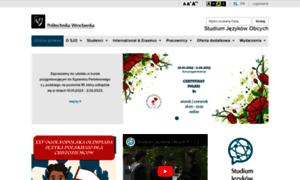 Sjo.pwr.edu.pl thumbnail