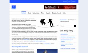Slackline-tipps.de thumbnail