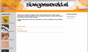 Slangenwereld.nl thumbnail