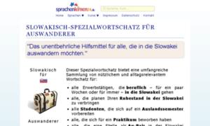Slowakisch-fuer-auswanderer.online-media-world24.de thumbnail